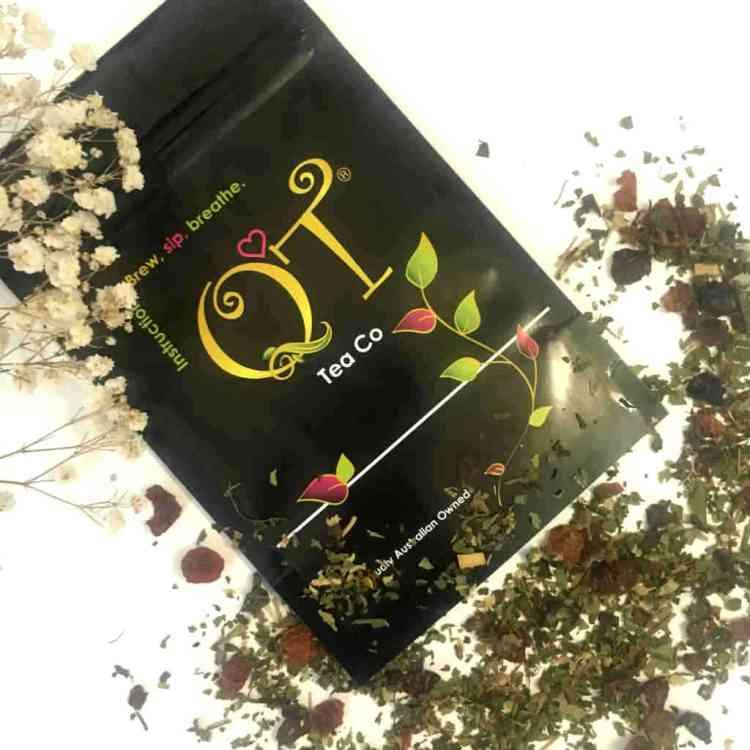 QTea Detox Tea